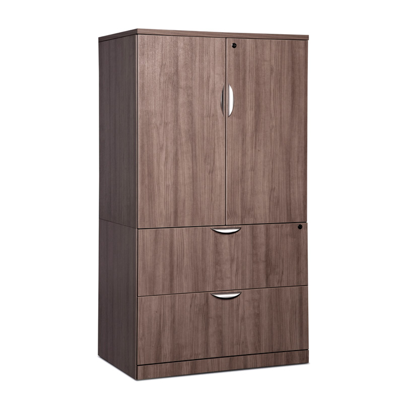 Laminate Storage Cabinet Used Office Furniture Seattle